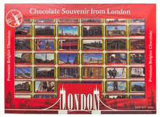 L42, Chocolate Souvenir from London