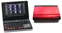 Partner ER900 English-Russian Talking Translator Red